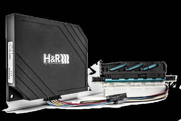 H&R Elektronische Tieferlegungssystem